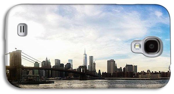 New York City Bridges Galaxy S4 Case