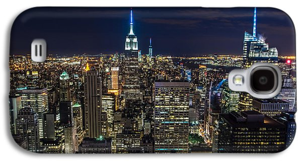 New York City Galaxy S4 Case