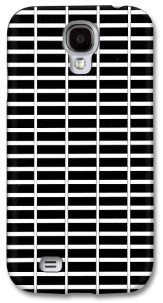 New York City Patterns Galaxy S4 Case