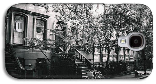 New York City - Summer - West Village Street Galaxy S4 Case by Vivienne Gucwa