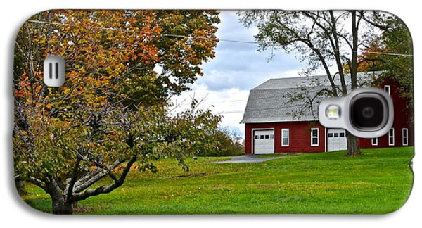 New York Farm Galaxy S4 Case by Frozen in Time Fine Art Photography