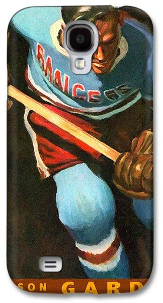 New York Rangers Vintage Poster Galaxy S4 Case
