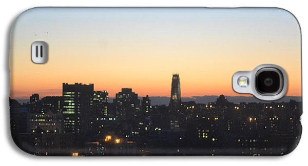 New York Skylight Galaxy S4 Case by Robert Daniels
