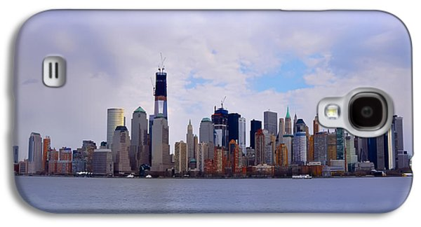 New York - Standing Tall Galaxy S4 Case by Bill Cannon