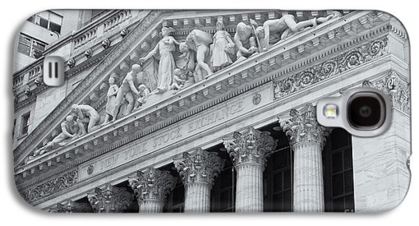 New York Stock Exchange II Galaxy S4 Case by Clarence Holmes