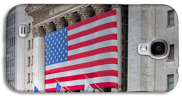 New York Stock Exchange IIi Galaxy S4 Case by Clarence Holmes
