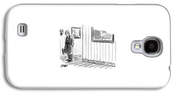 New Yorker April 8th, 1991 Galaxy S4 Case