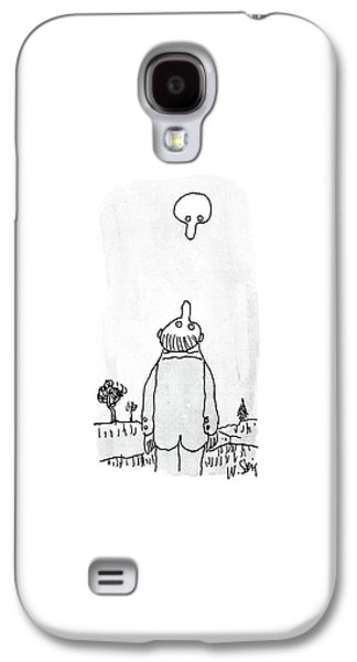 New Yorker August 3rd, 1987 Galaxy S4 Case