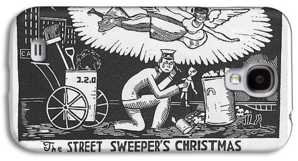 New Yorker December 12th, 1925 Galaxy S4 Case by Jr., John Held