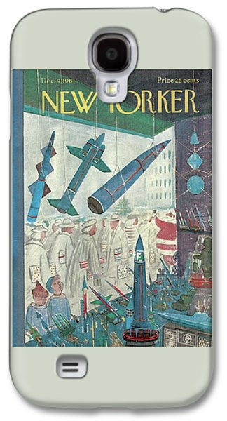 New Yorker December 9th, 1961 Galaxy S4 Case