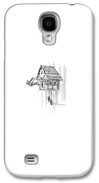 New Yorker February 10th, 1997 Galaxy S4 Case
