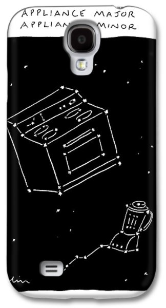 New Yorker February 17th, 1992 Galaxy S4 Case by Michael Maslin