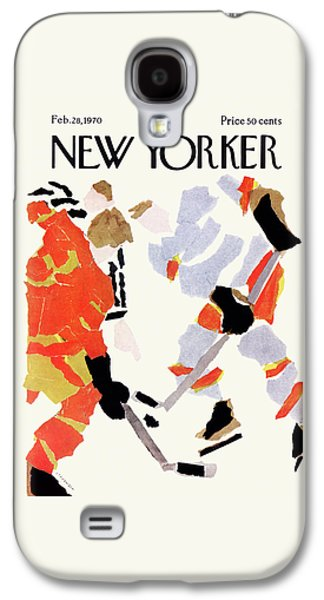 New Yorker February 28th, 1970 Galaxy S4 Case