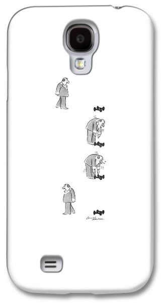 New Yorker February 9th, 1987 Galaxy S4 Case