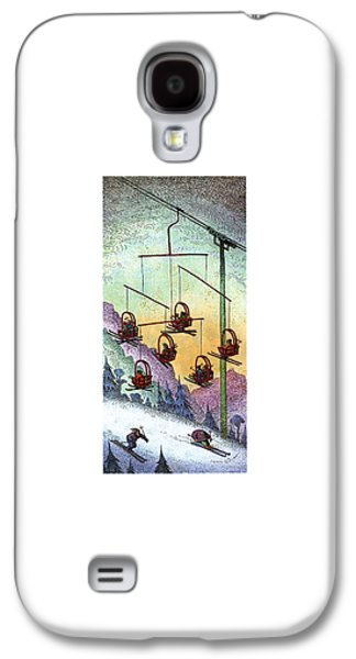 New Yorker January 30th, 1995 Galaxy S4 Case