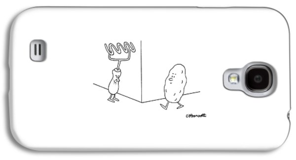 New Yorker January 9th, 1995 Galaxy S4 Case by Charles Barsotti