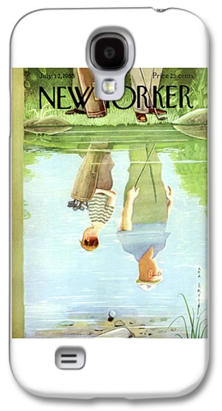 New Yorker July 12th, 1958 Galaxy S4 Case