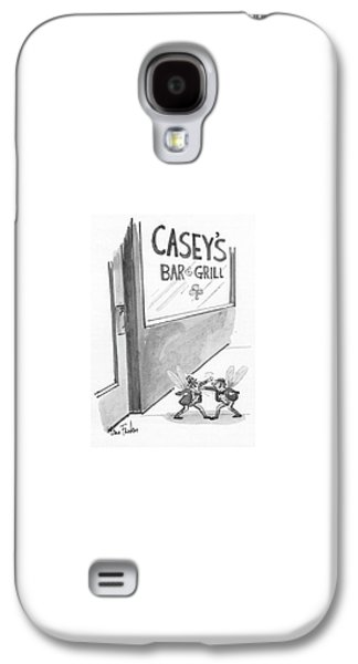New Yorker July 12th, 1976 Galaxy S4 Case