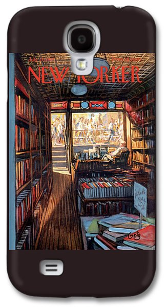 New Yorker July 20th, 1957 Galaxy S4 Case
