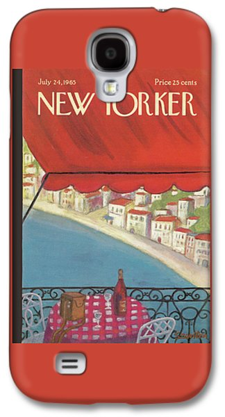 New Yorker July 24th, 1965 Galaxy S4 Case