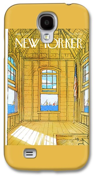 New Yorker July 2nd, 1979 Galaxy S4 Case