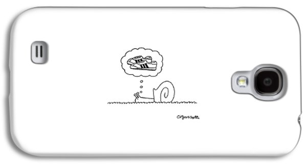 New Yorker July 31st, 1978 Galaxy S4 Case by Charles Barsotti