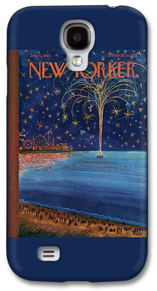 New Yorker July 6th, 1963 Galaxy S4 Case