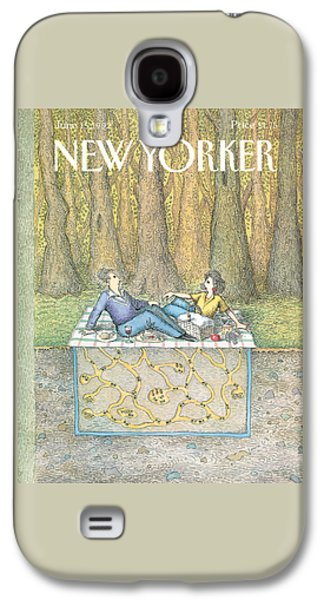 New Yorker June 15th, 1992 Galaxy S4 Case