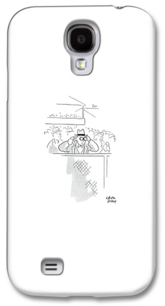 New Yorker June 20th, 1942 Galaxy S4 Case by Chon Day