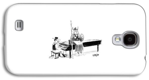 New Yorker June 22nd, 1987 Galaxy S4 Case by Warren Miller