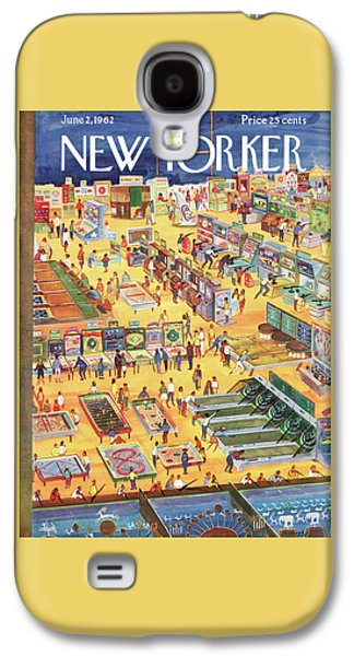 New Yorker June 2nd, 1962 Galaxy S4 Case
