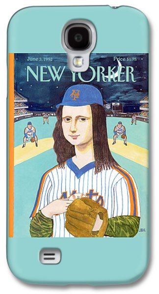 New Yorker June 3rd, 1991 Galaxy S4 Case