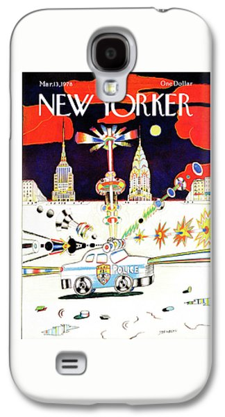 New Yorker March 13th, 1978 Galaxy S4 Case