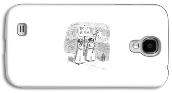 New Yorker May 19th, 1997 Galaxy S4 Case