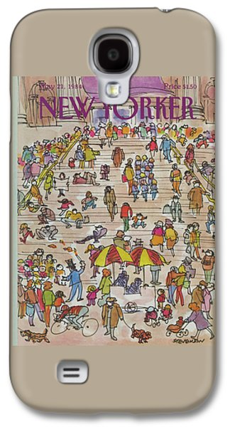 New Yorker May 21st, 1984 Galaxy S4 Case