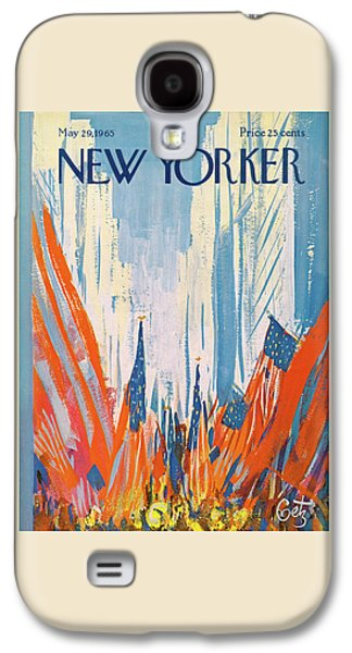 New Yorker May 29th, 1965 Galaxy S4 Case