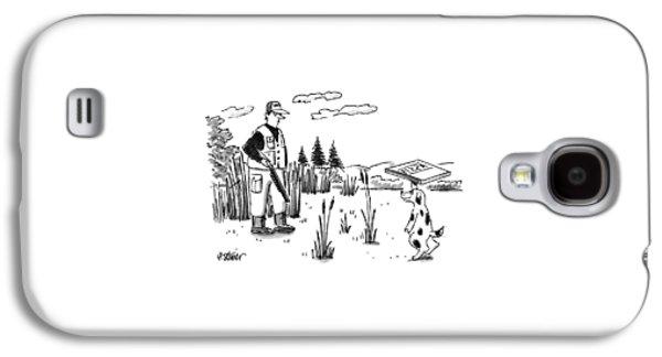 New Yorker November 20th, 1995 Galaxy S4 Case