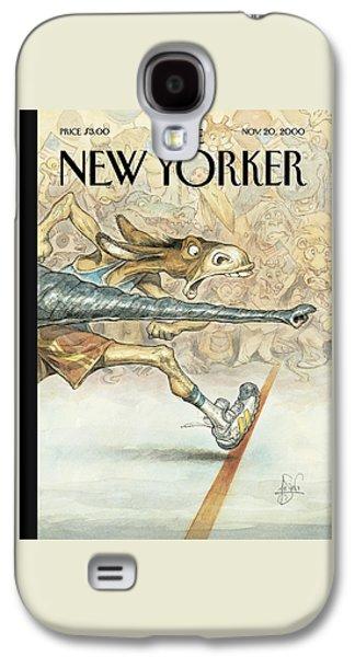 New Yorker November 20th, 2000 Galaxy S4 Case