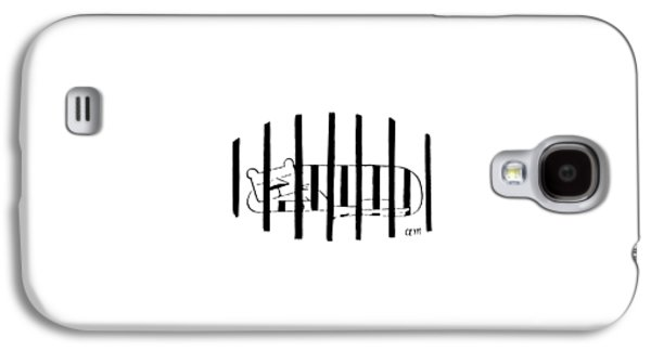 New Yorker November 25th, 1972 Galaxy S4 Case