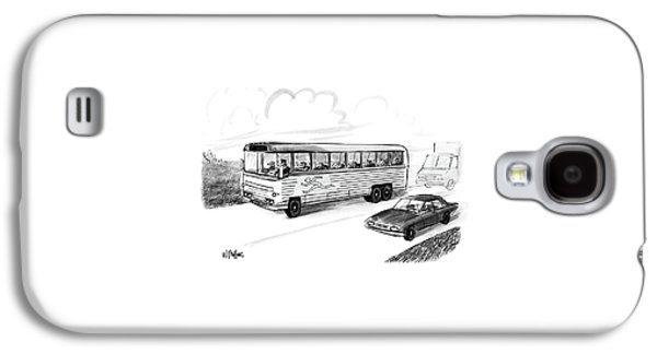 New Yorker November 28th, 1988 Galaxy S4 Case by Warren Miller