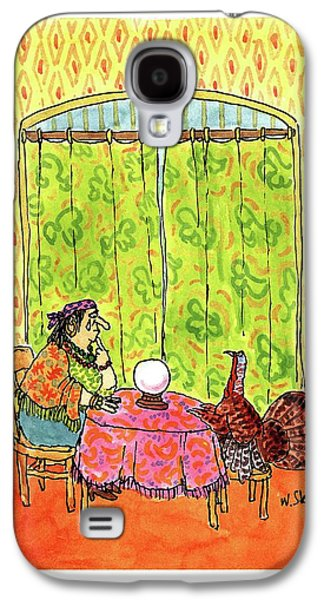 New Yorker November 30th, 1992 Galaxy S4 Case by William Steig