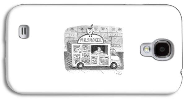 New Yorker November 6th, 1995 Galaxy S4 Case
