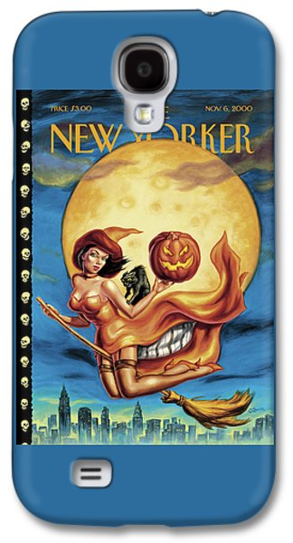 New Yorker November 6th, 2000 Galaxy S4 Case by Owen Smith