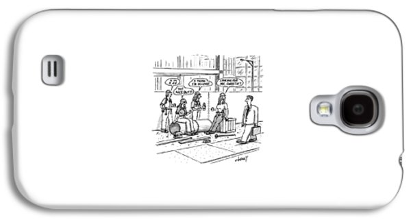 New Yorker October 5th, 1992 Galaxy S4 Case