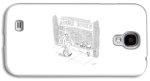 New Yorker September 21st, 1998 Galaxy S4 Case by Roz Chast