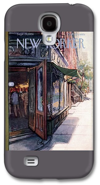 New Yorker September 29th, 1956 Galaxy S4 Case