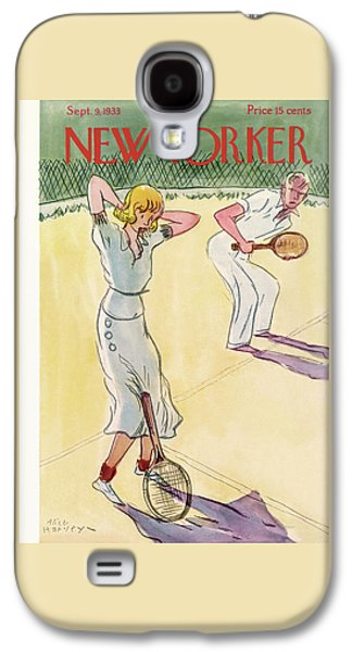 New Yorker September 9th, 1933 Galaxy S4 Case