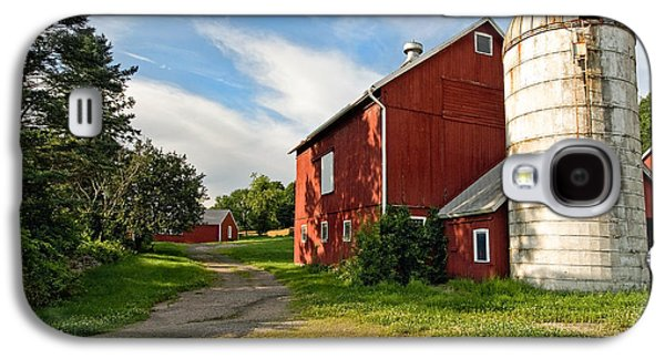 Newtown Barn Galaxy S4 Case by Bill Wakeley