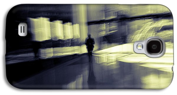 Galaxy S4 Case featuring the photograph Nexus by Alex Lapidus