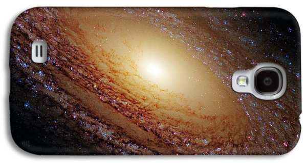 Space Galaxy S4 Case - Ngc 2841 by Ricky Barnard